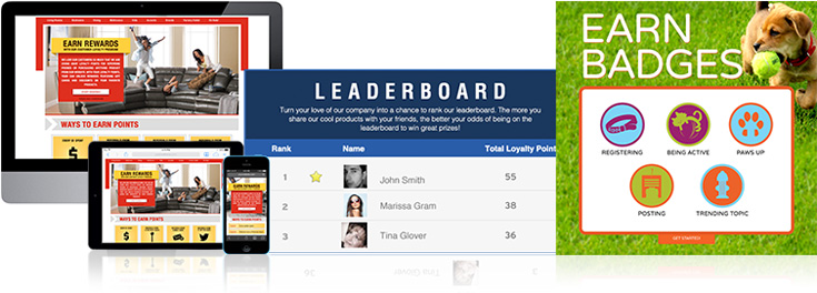 leader board examples