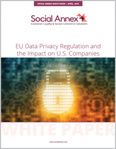 EU Date Privacy Regulation and the Impact on US Companies