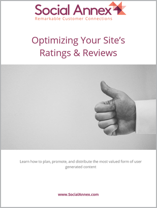 Optimizing your site Rating and Reviews