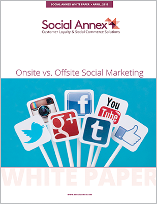 Onsite Vs. Offsite Social Marketing