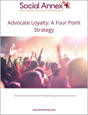 Advocate Loyalty : Afour point strategy
