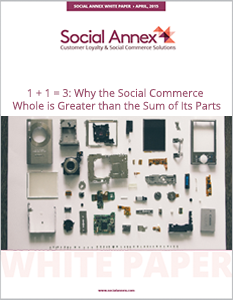 1 + 1 = 3: Why the Social Commerce Whole is Greater than the Sum of Its Parts