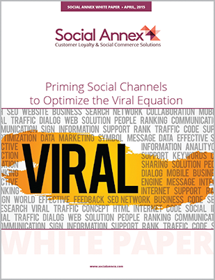 Priming Social Channels To Optimize The Viral Equation