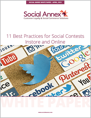 11 Best Practices For Social Contests Instore & Online