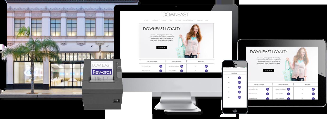 Omni-Channel Loyalty Program Marketing