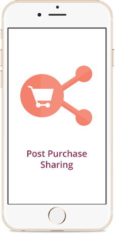 Post Purchase Sharing